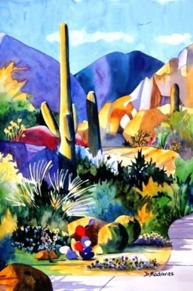 Boulders II | Southwest Art Gallery Tucson | Madaras
