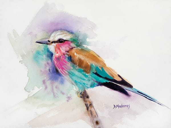 Jim's Bird | Southwest Art Gallery Tucson | Madaras Gallery