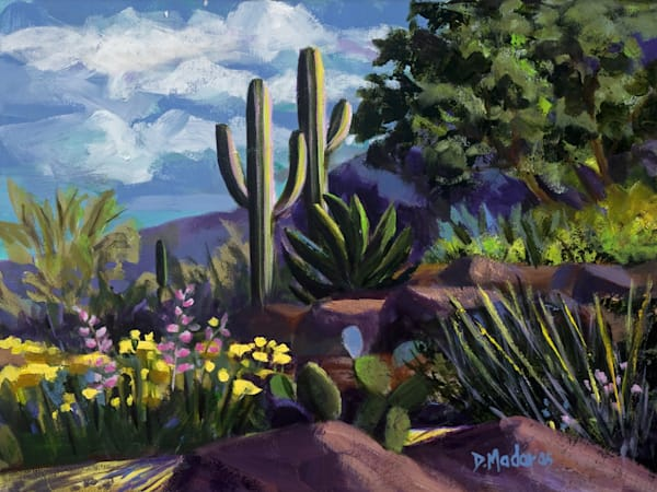 Skyline | Southwest Art Gallery Tucson | Madaras