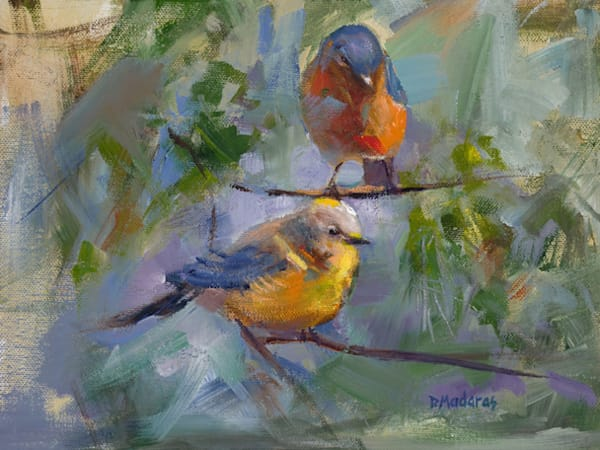 Songbirds | Southwest Art Gallery Tucson | Madaras Gallery