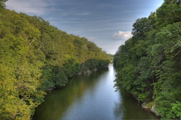 Housatonic River at Lover's Leap