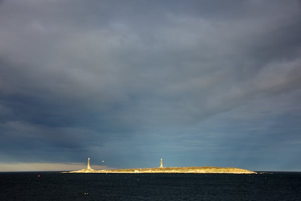Lighthouse, Magnetic Storm Sunset, Thacher Island