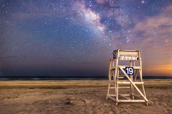 Number 19 Milky Way View
