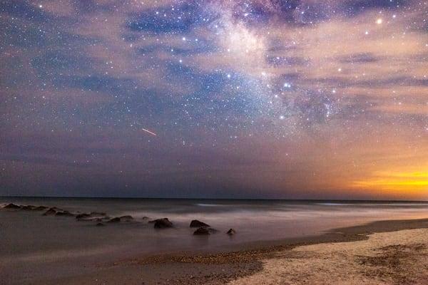 Starry Night on Tybee