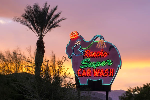 Vinage Neon Signs