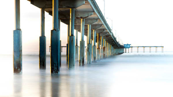 Pier San Diego Photography Art | Foretography