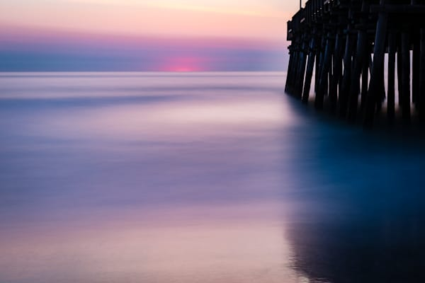 Virginia Beach Pier Fine Art Photograph | JustBob Images