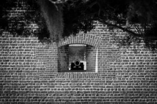 Fort Pulaski Cannon View