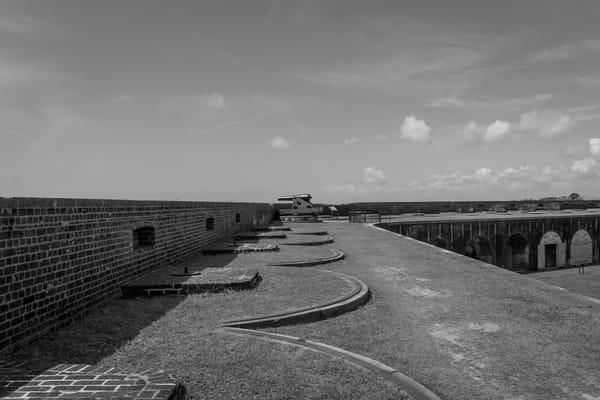 Fort Pulaski Top View