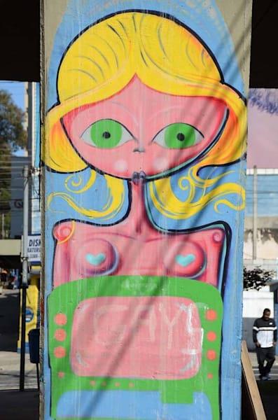 Brazil Graffiti 5