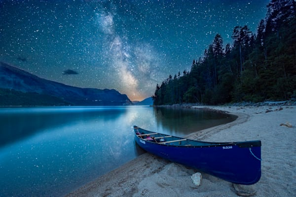 Slocan Lake Photography Art | Kokanee Camera and Nelson Fine Art Printing