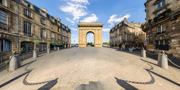 La Porte de Bourgogne - Bordeaux - France