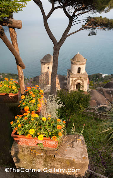 Evening in Ravello