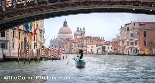 Grand Canal Venice Art | The Carmel Gallery