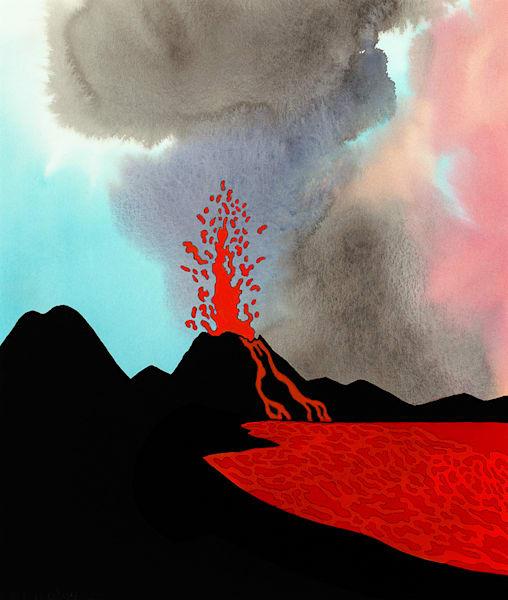 Predicted Eruption