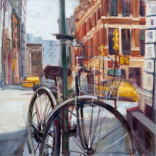 NYC Bikes, SoHo Broadway