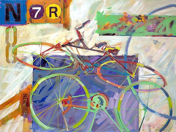 Two Bikes