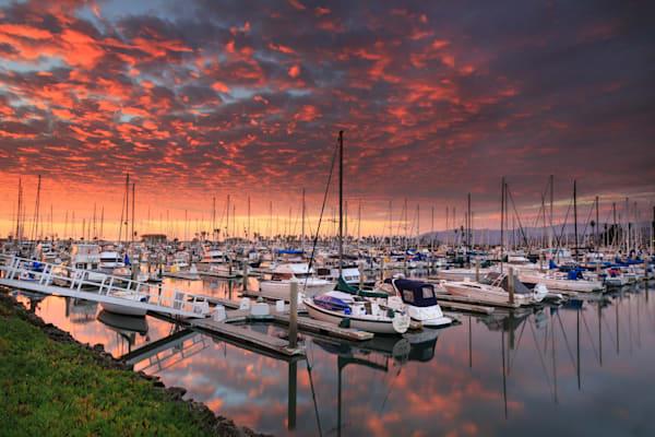 """Harbor Sunset"""