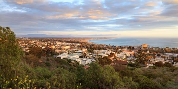 """Ventura View in Spring"""