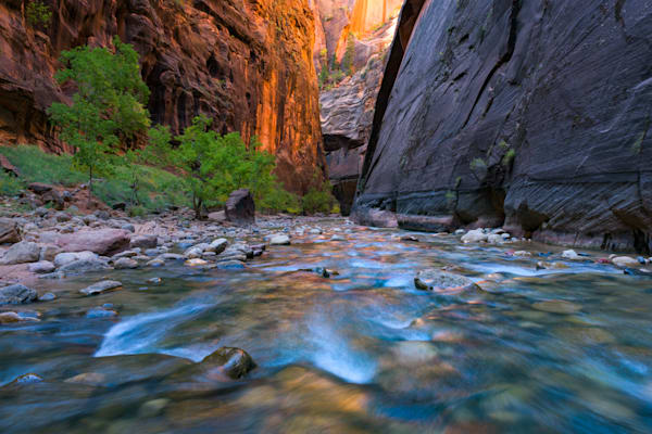 The Narrows Ii Art | Nelson Fine Art Printing
