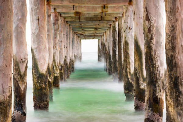 """La Playa Pier"""