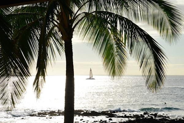 """Island Style Sunset Sail"""