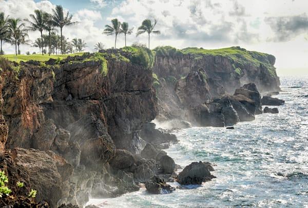"""""""Kauai Ocean Cliffs"""""""