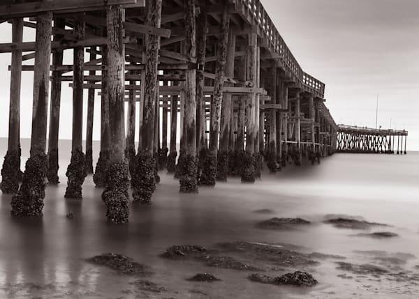 "Ventura Pier at Low Tide"""