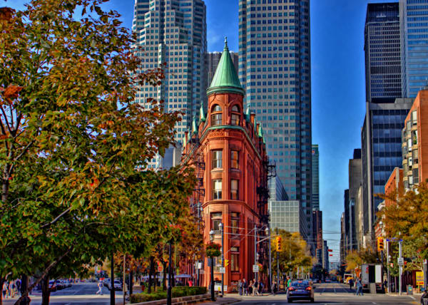 Flat Iron Buidling Toronto | Nicky Jameson