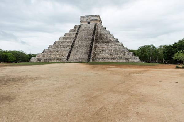 Fine Art Photograph of Chichen Itza by Michael Pucciarelli