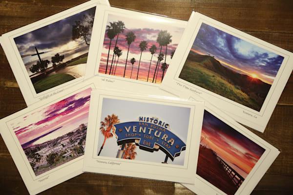 Ventura Notecard Pack