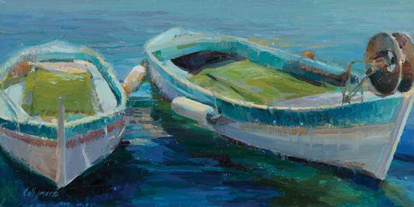 Bateaux in Villefranche-sur-mer