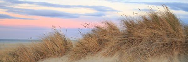 Daybreak Dunes Panoramic