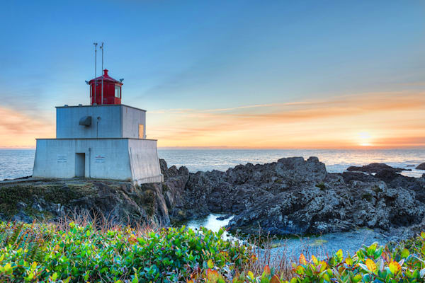 Amphritrite Lighthouse Photograph for Sale as Fine Art.