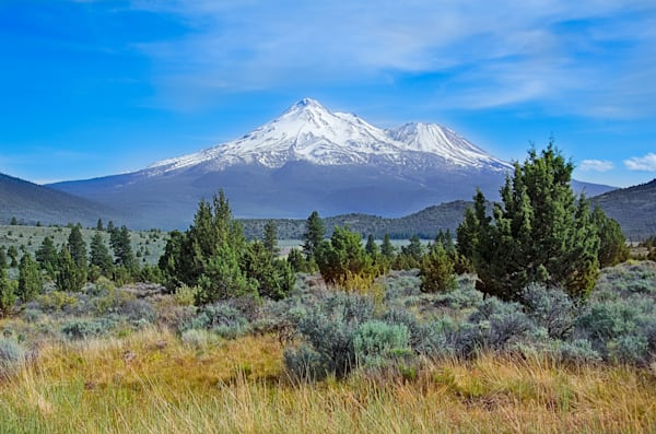 Mt. Shasta Photograph for Sale as Fine Art.