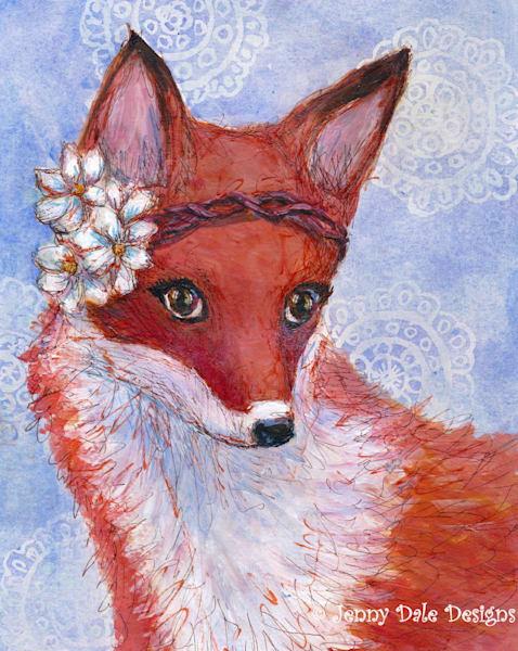 Vintage Vixen (fox)