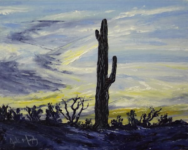 Oil Painting by Jodi Murphy at Prophetics Gallery