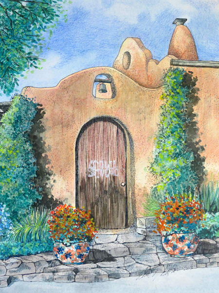 Couse Studio, Taos, New Mexico Art | Fine Art New Mexico