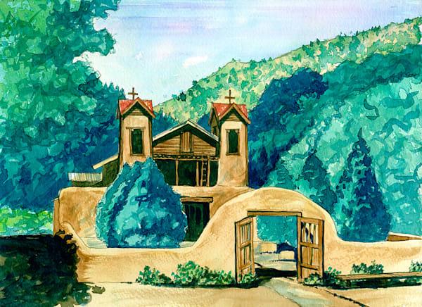 Santuario De Chimayo Art | Fine Art New Mexico