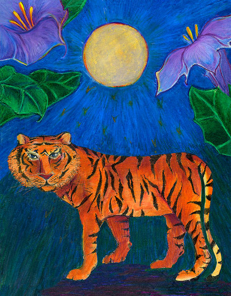 Year Of The Tiger Art | Fine Art New Mexico
