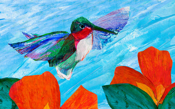 Hummingbird Art | Fine Art New Mexico