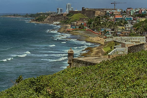 San Juan Shores Fine Art Photograph by Michael Pucciarelli