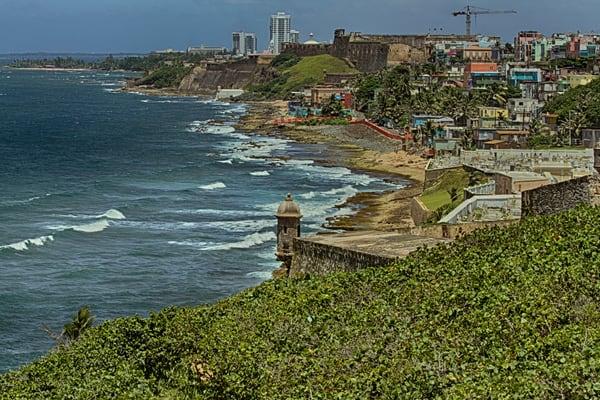San Juan Shores Fine Art Photograph by Michael Pucciarelli