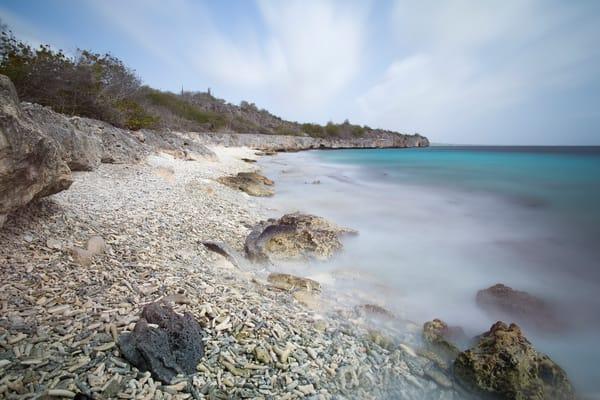 Photograph of Bonaire Coastline
