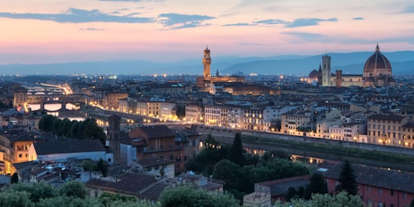 Photograph of Florence Italy