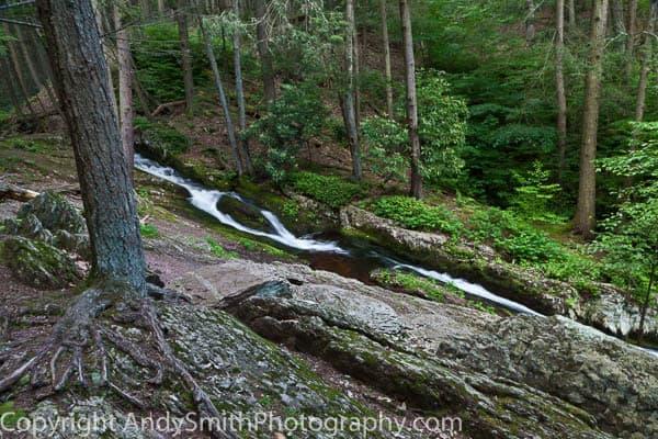 Tillmans Ravine Falls fine art photograph