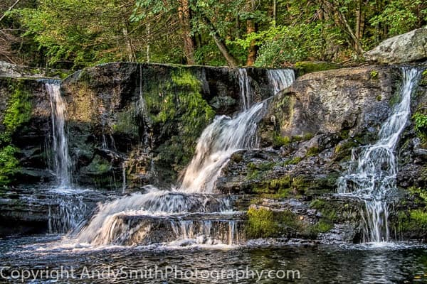 Factory Falls  fine art photograph
