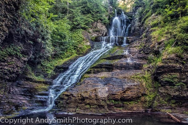 Dingmans Falls  fine art photograph