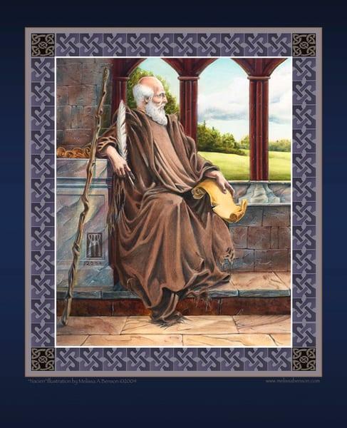 The Hermit Nascien