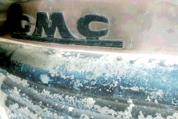 GMC Truck 2 Art Photograph